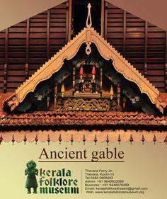 Gate Design, House Design, Kerala Architecture, Indian Room Decor, Tribal Art, Wood Work, Kitchen Organization, Traditional Art, Folklore