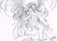 Angel fanart by jaypao