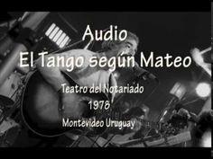 Eduardo Mateo: El Tango segun Mateo recital completo 1978 – Música | cooltivarte.com