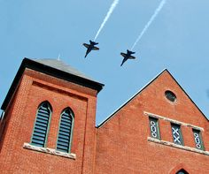 Blue Angels over Annapolis!