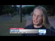 Intreview With Jeff Bliss - The High School Student Who Spoke out of His Heart - YouTube