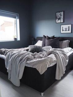 Blue Rooms, Comforters, Room Decor, Blanket, Bedroom, Interior, Furniture, Rome, Homes