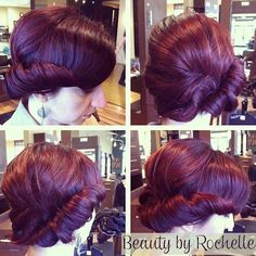 Have you ever struggled to learn some updos for short hair? With so many gorgeous updo ideas available online, the strong majority are for long hair. This can be maddening for short-haired beauties, who deserve to have some hairstyle versatility just Fast Hairstyles, Trending Hairstyles, Summer Hairstyles, Pretty Hairstyles, Braided Hairstyles, Short Hair Updo, Short Hair Styles, Vintage Updo, Ballroom Hair