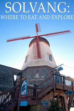 Solvang Attractions: Where to Eat, Stay & Explore in this Danish Town via @cathroughmylens