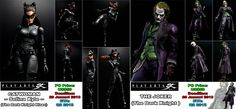 Playarts Kai Catwoman & Joker  PO Price @US$59  Deadline 20 Januari 2013  ETA Q2 2013