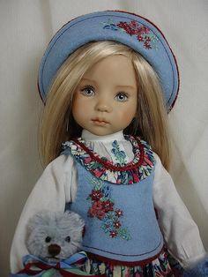FloraBunda for Effners Little Darling by Dress*Ups by pj, via Flickr