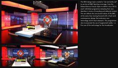 BBC MOTD Tv Set Design, Retail Design, Bbc, Stage, Sport, News, Studio, Deporte, Sports