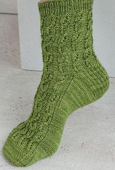 Ravelry: Koda Socks by Jen Lucas