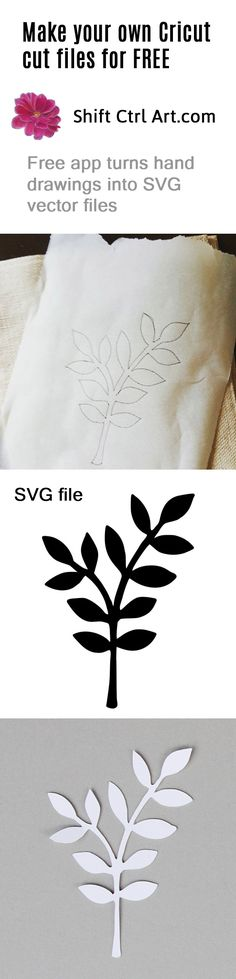 How to: turn a hand drawing into an SVG vector file in InkScape (free) - the quick way
