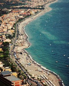 Beach Photography  Ocean Home Decor  Sicily Italy  by VitaNostra, $30.00
