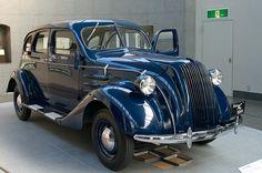 1943 Toyota AC Sedan Front Quarter | by dutchct