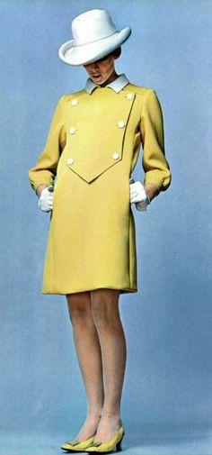 Guy Laroche L'officiel magazine 1967