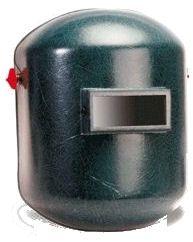 INFRA Careta soldador de fibra de vidrio con matraca 2SC200M
