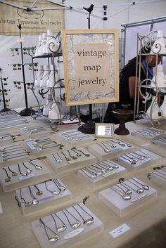 Display signs, display, craft show displays, jewelry displays