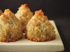 Chewy Coconut Macaroons With A Cheeky Touch of Lime | Serious Eats : Recipes