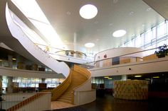 8 Excellent Examples of What Innovative 21st Century Schools Should Look Like | Netfloor USA