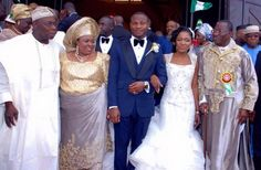 More PHOTOS from president Jonathan's daughter's wedding