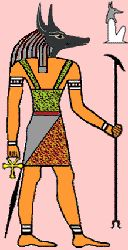 Anubis, half human, half jackal - the Guard of Truth; Birth Dates: May 8 - May 27, Jun 29 - Jul 13; Anubis people are very clever, perceptive and interested in others on a mental and psychological level. The quiet darkness of the night and at times solitude, often appeals to you. You have an innate passion of exploring the unknown, occult and the immortal side of the universe ...