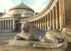 Basilica di San Francesco da Paola - Piazza del Plebiscito - #Napoli/Naples #ItaliaIT #Italy