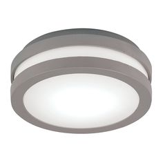 Endon EL-40019 Enluce Outdoor Flush or Wall Fitting CFL £44.16 from Scotlight Direct