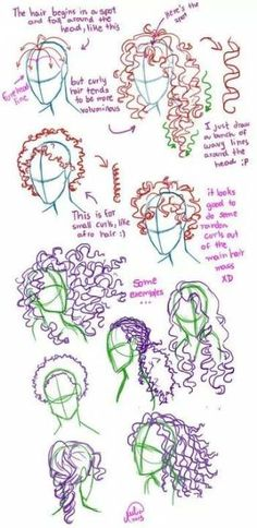 Hairstyles dibujo Short long wavy curly hair afro paris zombie draw drawing how to by es Kurz lang wellig lockig Haare Afro Paris Zombie Zeichnen Zeichnen nach Ester nat&. Hair Reference, Art Reference Poses, Drawing Reference, Drawing Techniques, Drawing Tips, Drawing Sketches, Sketching, Drawing Drawing, Gesture Drawing