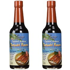 Coconut Secret Coconut Aminos Teriyaki Sauce (2-Pack) * To view further, click the image at this Dinner Ingredients board