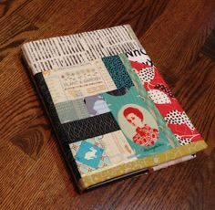 Today is the first day of Twelve MORE Weeks of Christmas and I'm pretty excited! This tutorial is a scrappy journal; it will make the perfect gift for anyone on your list. I first made one for myse...