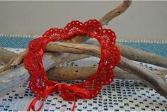 Colletto uncinetto Handmade