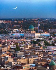 Baghdad Loaded by Haider Ibrahim Ahmed