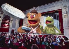 Hollywood Studios Muppets