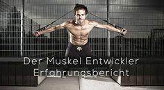 Erfahrungsbericht: Der Muskel Entwickler   Saisonblog