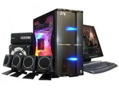 I found 'Custom Gaming Computer' on Wish, check it out!