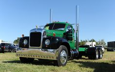 Sharp looking MACK B61