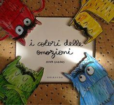 In libreria mi sono imbattuta in questo libro, illustrato da Anna Llenas, edizioni Gribaudo, costo 19,90€ (e li vale tutti!).   Si tratta di...