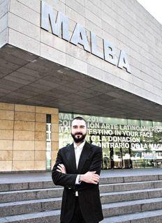 Agustín Pérez Rubio nuevo director del MALBA.