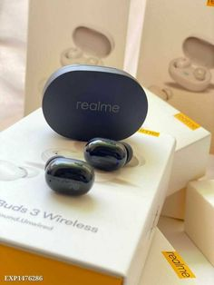 Realme True Wireless Earbuds Buy Earphones, Wireless Earbuds, Bluetooth, Stuff To Buy