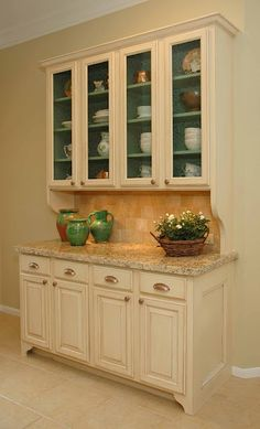 Adding moulding to cabinets