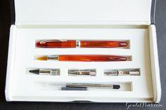 Visconti Art of Writing Set - Orange