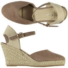Espadrillas con zeppa Jaja donna. Disponibile in 2 varianti colore - € 34,90 scontate del 14% le paghi solo € 29,90 | Nico.it - #nicoit #moda #fashion #ss15 #springsummer #spring #summer #fashionista #love #bestoftheday #me #outfit #lookoftheday #picoftheday #newcollection #newarrivals #cutout #shoes #boots #loveshoes #sandals #wedges