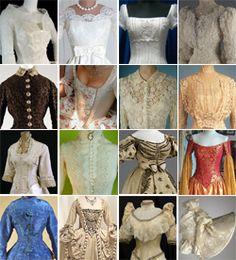 Period costumes