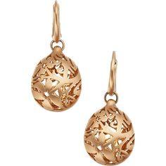 Pomellato Arabesque earrings