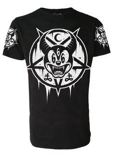 Darkside - MICKEY 666 - Mens T-Shirt Ropa 30c0f6f7665