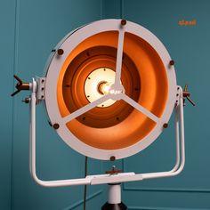 Custom Lighting, Lamp Design, Retro Fashion, Home Appliances, House Design, Interiors, Lights, Vintage