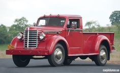 1947 Diamond T Model 201 Pickup Truck