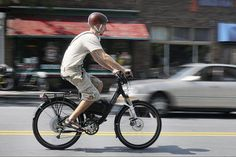Georgetown U. Grad Plans Bringing E-Bikes Nation's Capital - EVWORLD.COM
