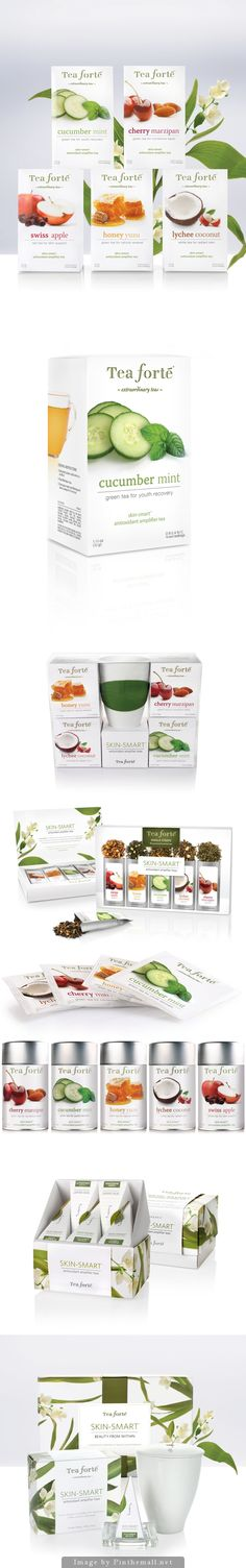 Skin Smart Tea Forte by Rachel Rancourt