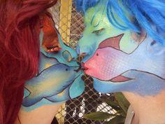 #Peces #Colors #kiss #fantasia