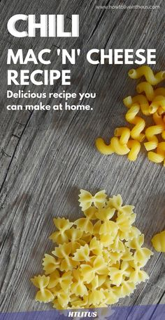 Check out this amazing Mac 'N' Cheese recipe! www.howtoliveintheus.com