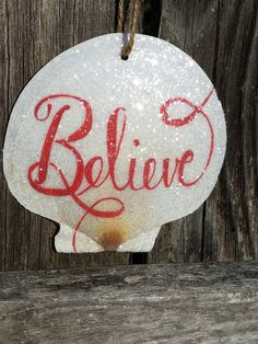 Check out this item in my Etsy shop https://www.etsy.com/listing/459061474/atlantic-sea-scallop-believe-ornament