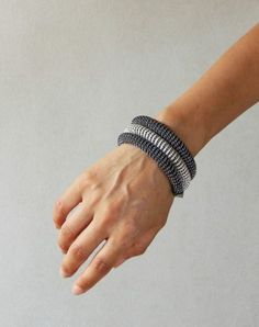 Ysa long bracelet | Vulantri Shop Contemporary Jewelry & Accessories